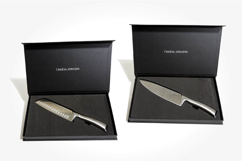 Orrefors Jernverk kockknivar 2-pack (1 av 1)