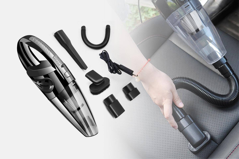 Mini Håndstøvsuger med USB C   Tilbud, rabattkoder og deals