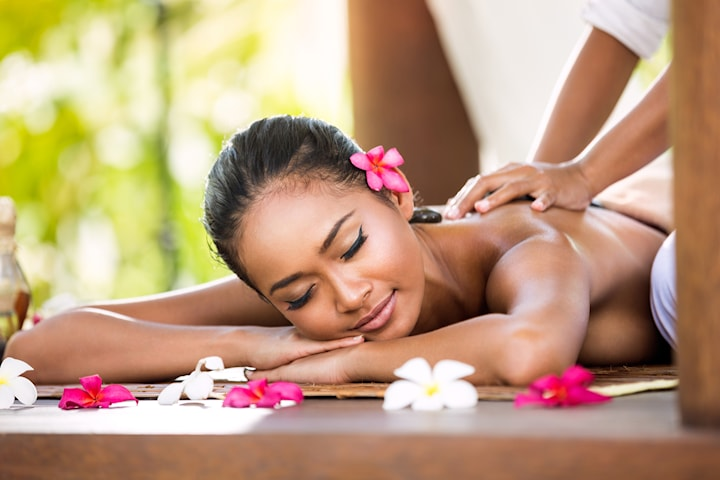 Asian massage in us