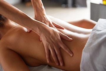 Nyt en fantastisk massasje hos Pham Akupunktur & Massasje