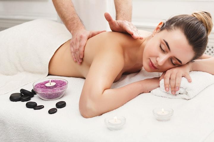 Massage hos Maria L Salong & Butik