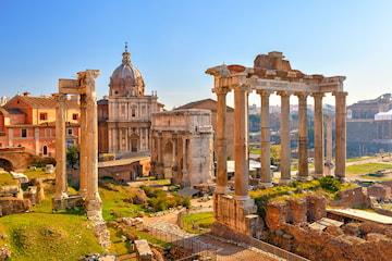 Sommer i Roma: Marco Polo Hotel midt i Roma