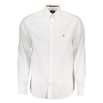 Vit, S, Men's Shirts, GANT, Gant skjortor för herr, ,