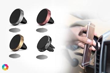 Magnetisk mobilhållare