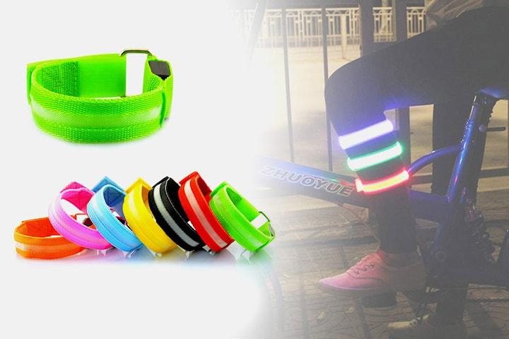 Armband med LED-lampa