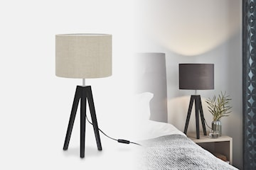Markslöjd Lunden bordslampa