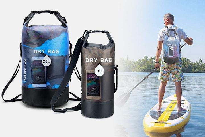 Vattentät väska 10 eller 20 liter