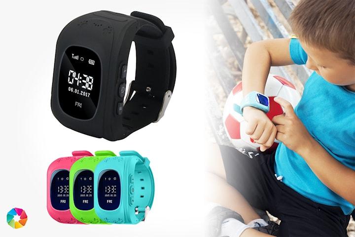 Smartwatch med GPS för barn