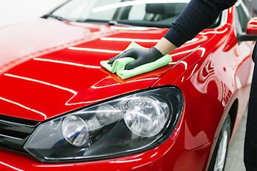 Stor in- och utvändig biltvätt hos Expert Bilvård