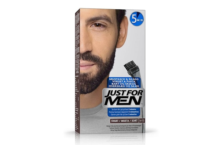 Just For Men Moustache & Beard - Real Black M55