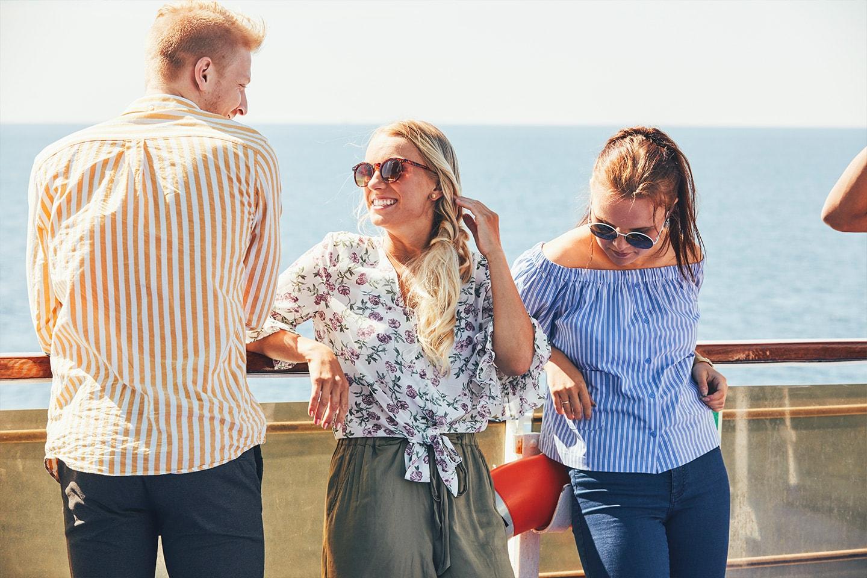 Cruise fra Oslo til Frederikshavn med Stena Line