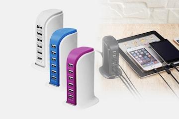 USB-ladestasjon
