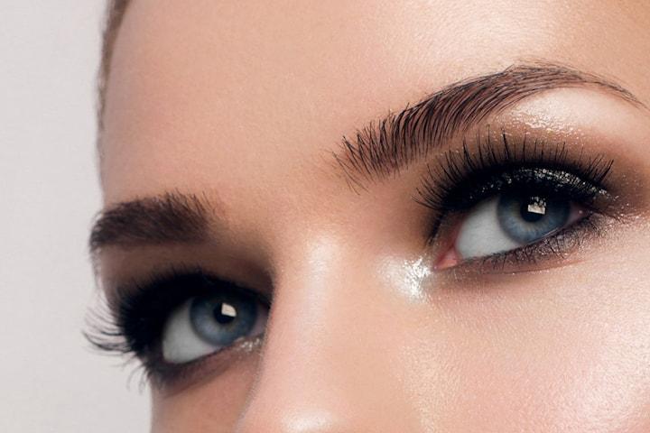 Lash lift ögonfransbehandling
