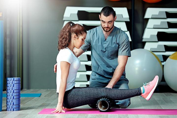 Seks PT-timer med fysioterapeut