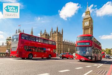 Reis til populære London