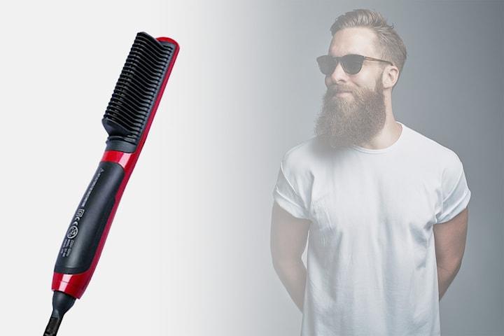 Rettetang til skjegg