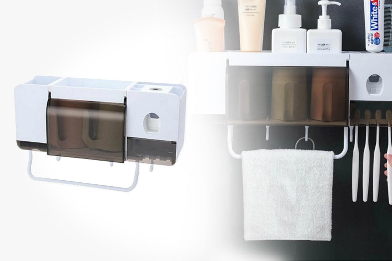 Tandborsthållare i ny design (1 av 7)