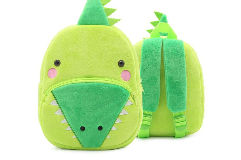 Barnryggsäck med djurform