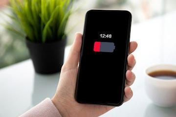 Batteribyte iPhone