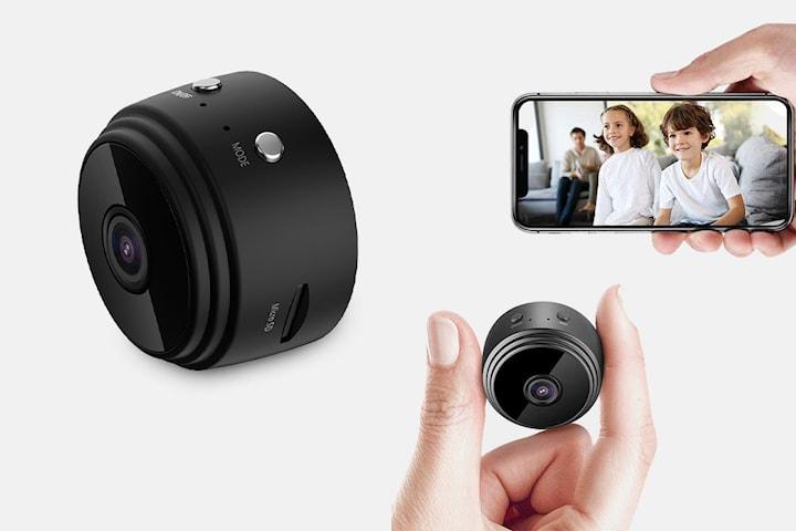 Wifi-kamera med bevegelsesdetektor