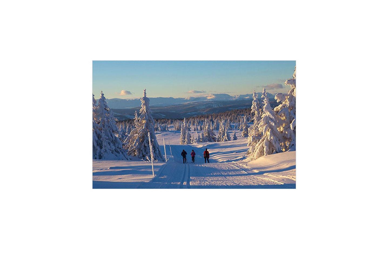Vinter i Valdres: Tre døgn i fullt møblert hytte i januar 2019