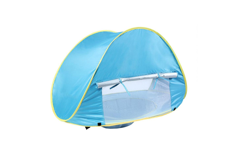 UV-tält med pool för barn