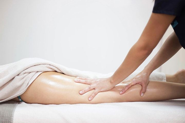 Anti cellulit-massage