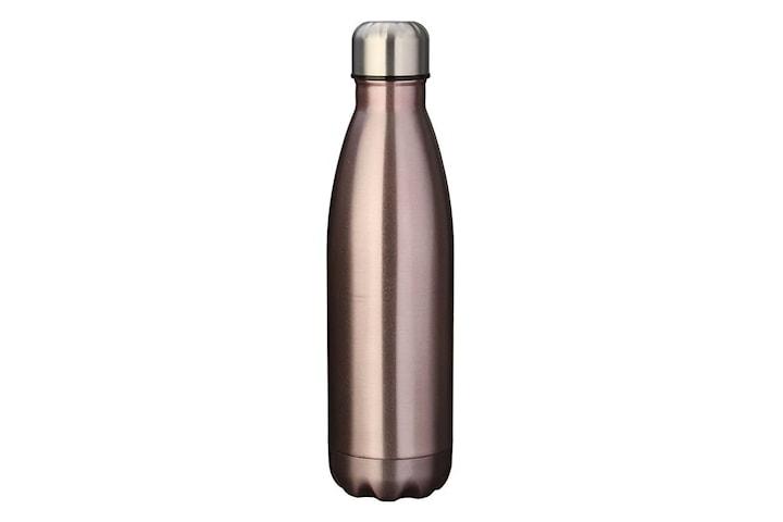 Isolert Vannflaske i Rustfritt stål - Rosa