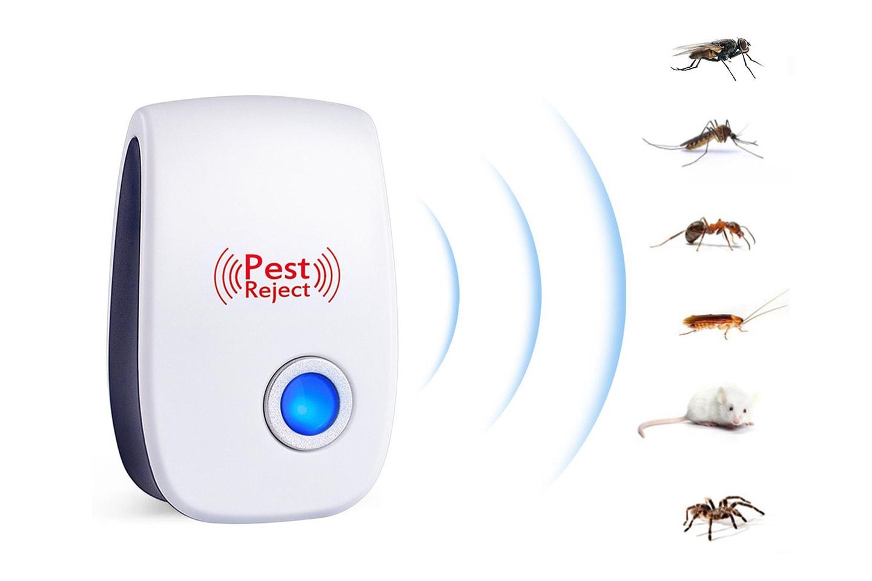 Pest reject, 1-, 2-, 3- eller 4-pack