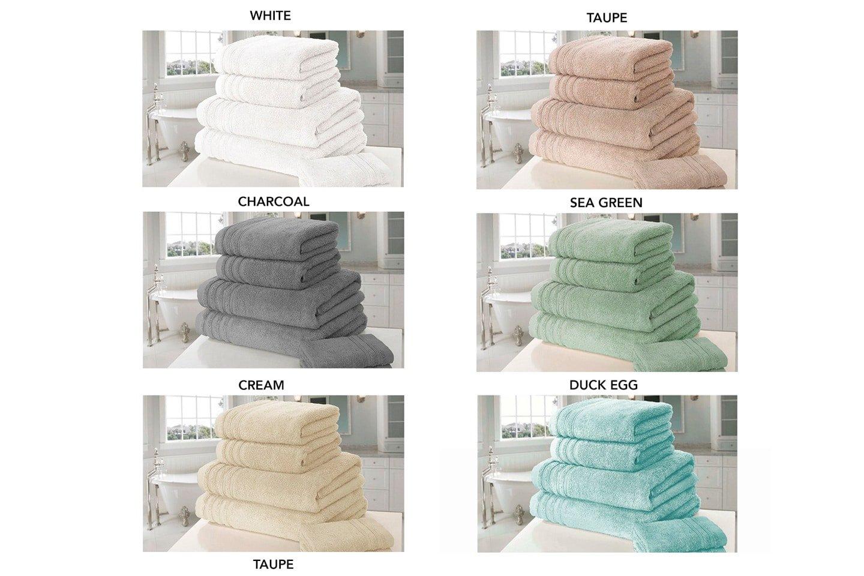 Håndklær 6-pack