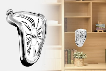 Dekorativ klocka