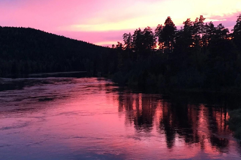 Sommarpaket för 2 i Dalarna inkl. kanotpaddling, Värdshuset Lugnet