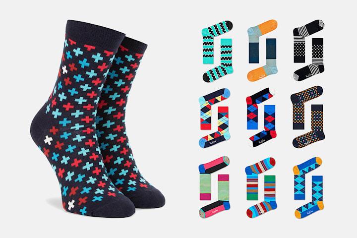 Happy Socks 4 par