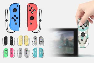 Kontroller kompatibla med Nintendo Switch