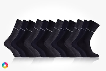 Pierre Cardin strumpor 12-30-pack