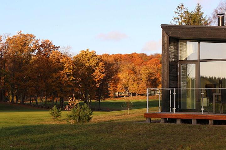 Hyr hus på Woodlands Country Club