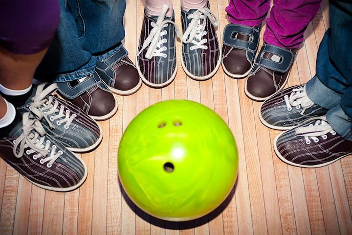 Èn eller to timer bowling hos Åsane Bowling & Eventsenter for opp til seks personer