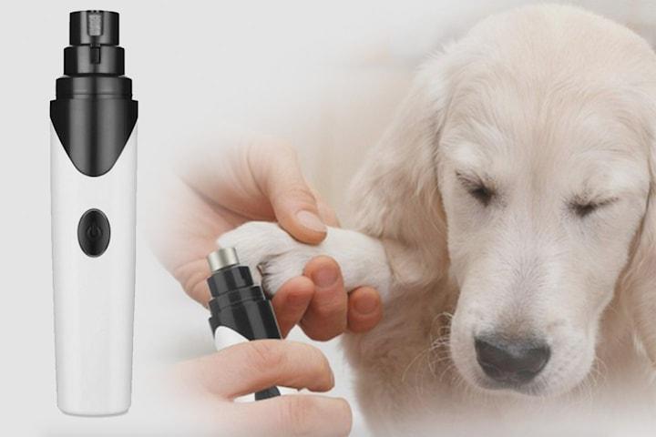 Elektrisk klosliper for kjæledyr
