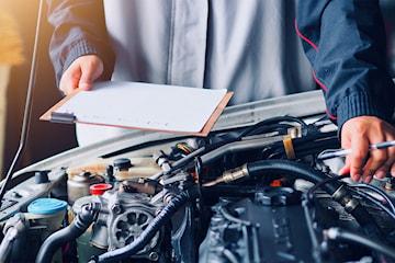 Få sjekket bilen med EU-kontroll hos IR Autosenter AS