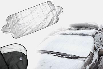 Helårs vindustrekk til bil