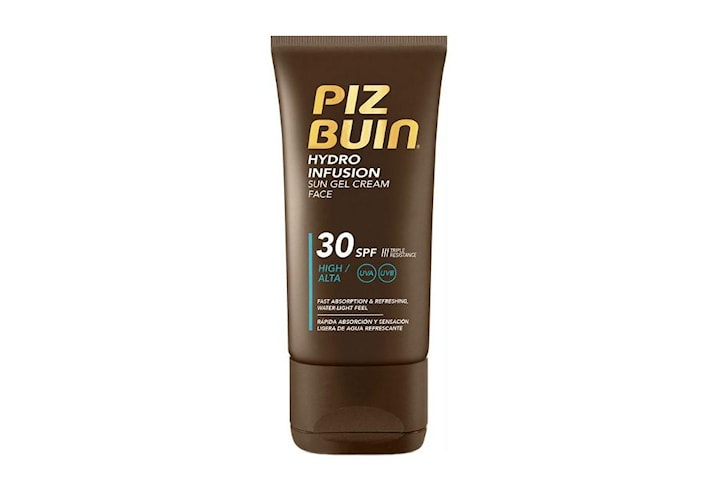 Piz Buin Hydro Infusion Sun Gel Cream Face SPF30 50ml