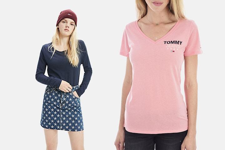 Tommy Hilfiger tröja eller t-shirt