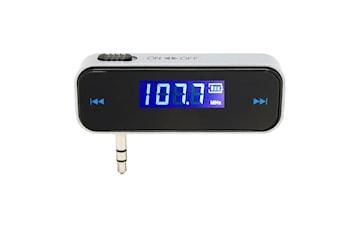 FM-Sändare - LCD Display