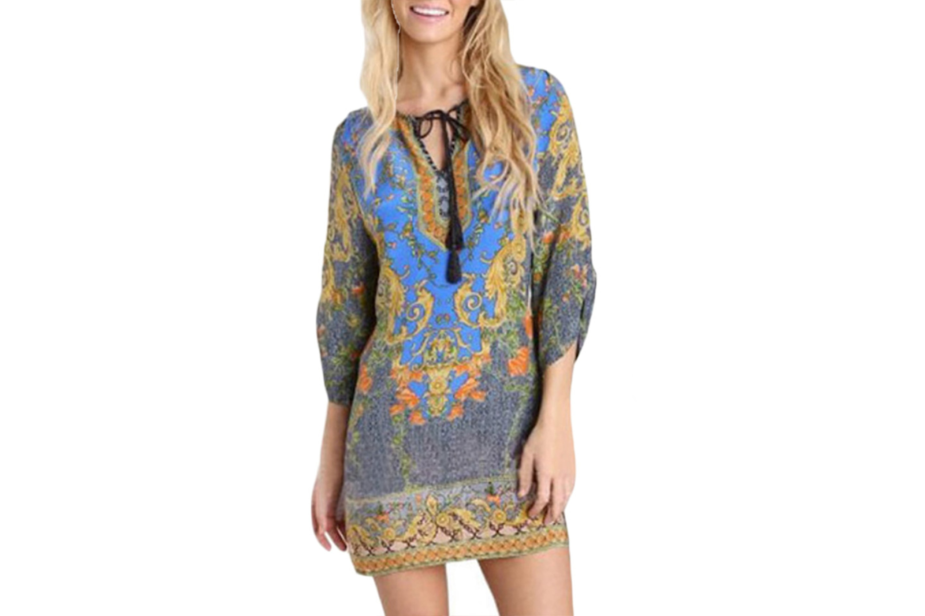 Bohemsk kjole