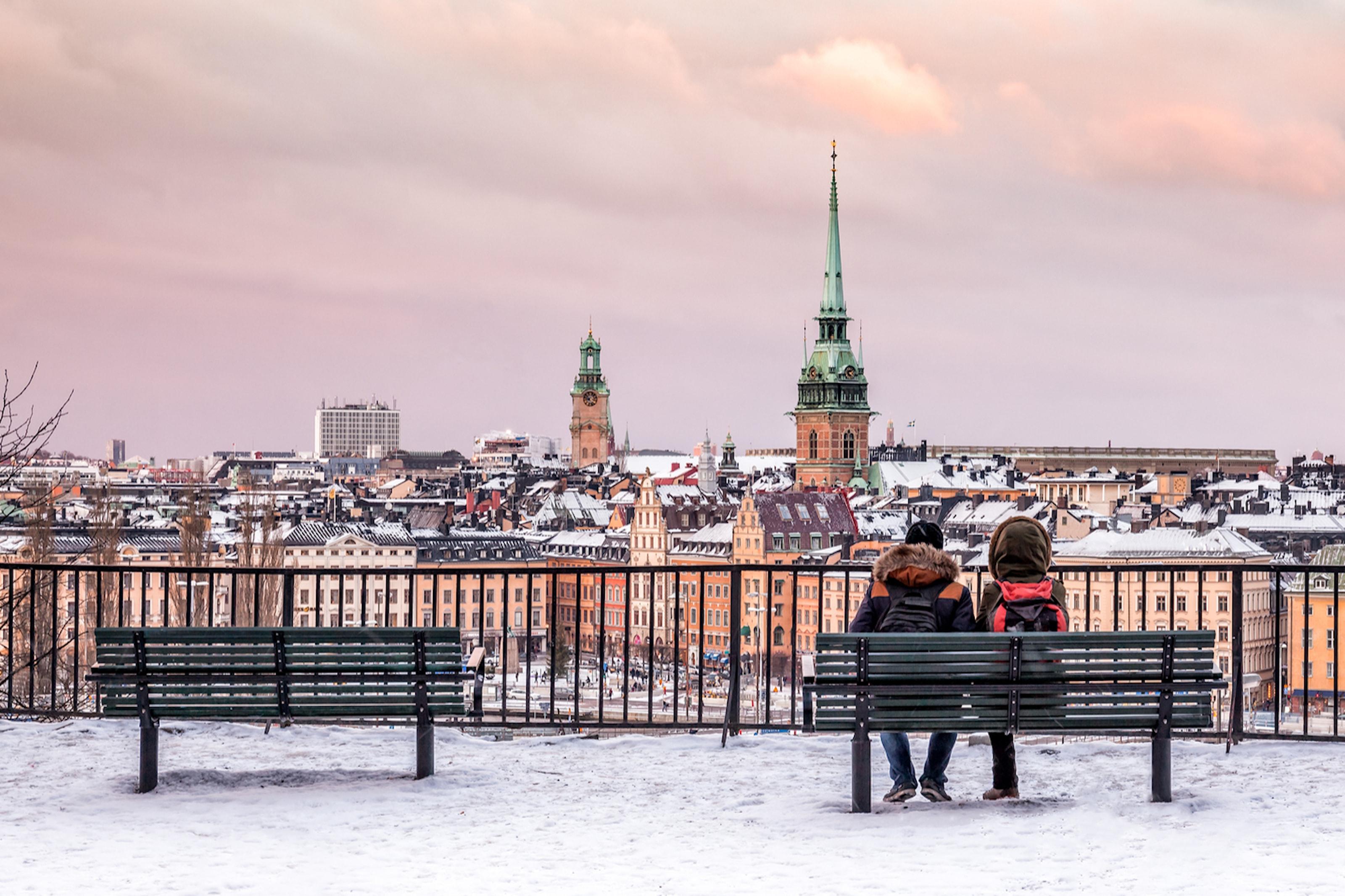 Boende i Stockholm City