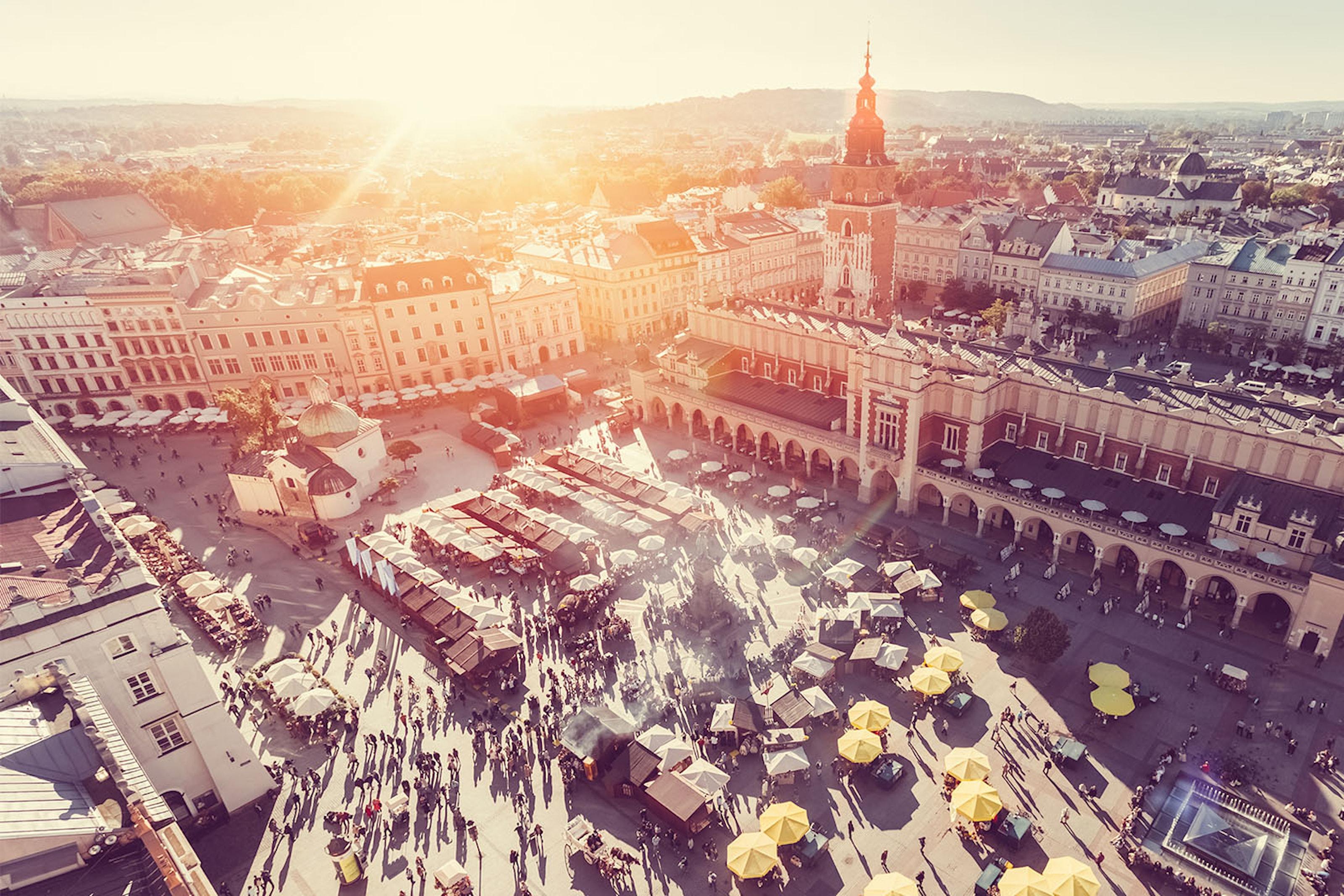 Besök kulturstaden Krakow!
