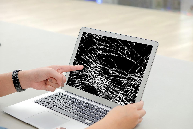 Betal 99 kr og få opptil 60% av reparasjon av orginalt glass til Mac (1 av 1)