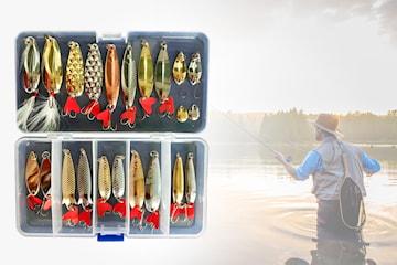 Fiskedrag 22-pack
