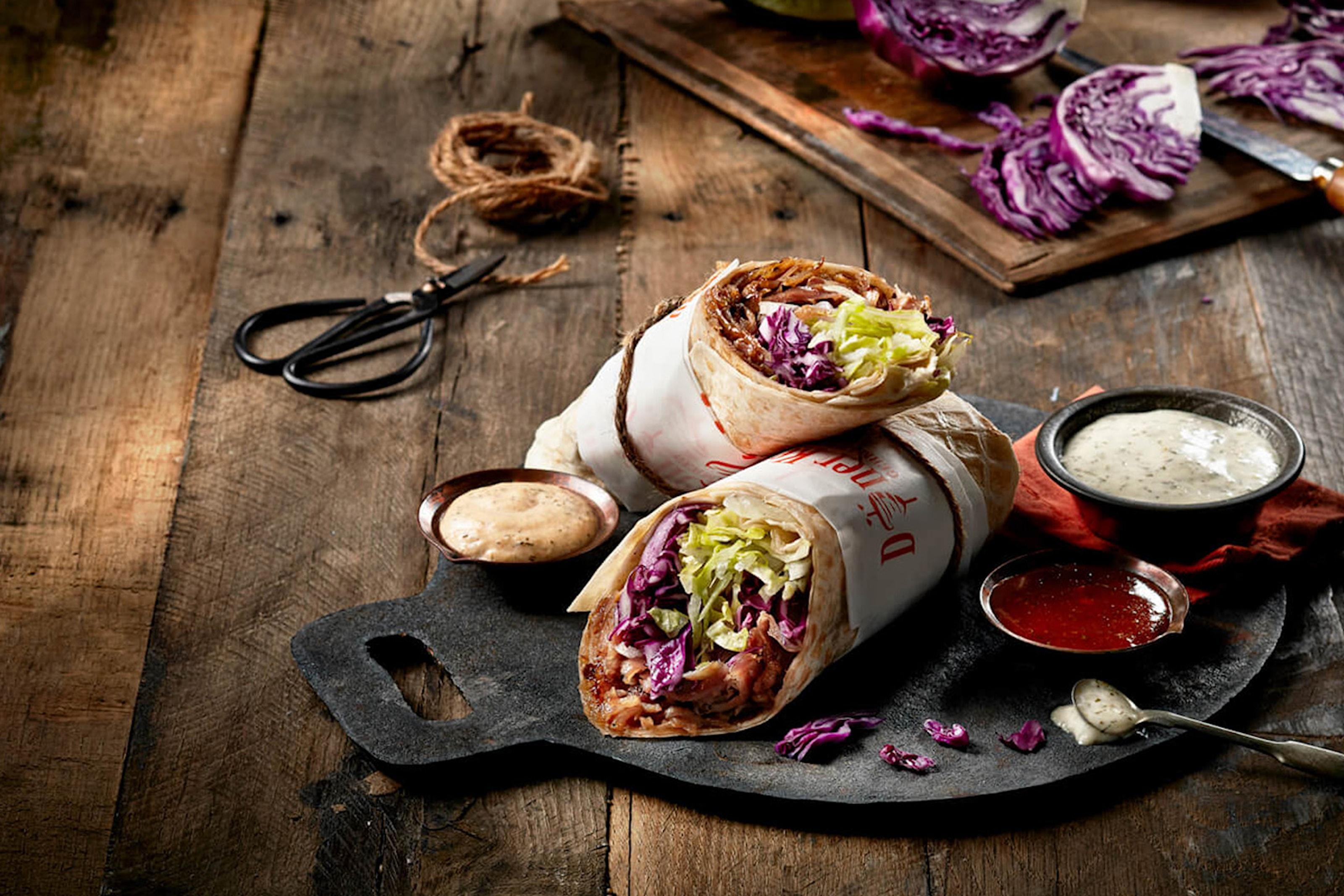 Valfri rätt hos Döner Kebab Södervärn