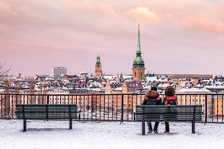 Vinter- och vårmys för 2 på Connect Hotel City i Stockholm